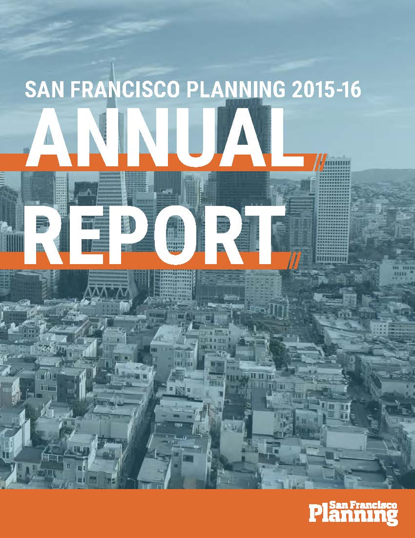 Cover Image for the Department's 2015-2016 Annual Report
