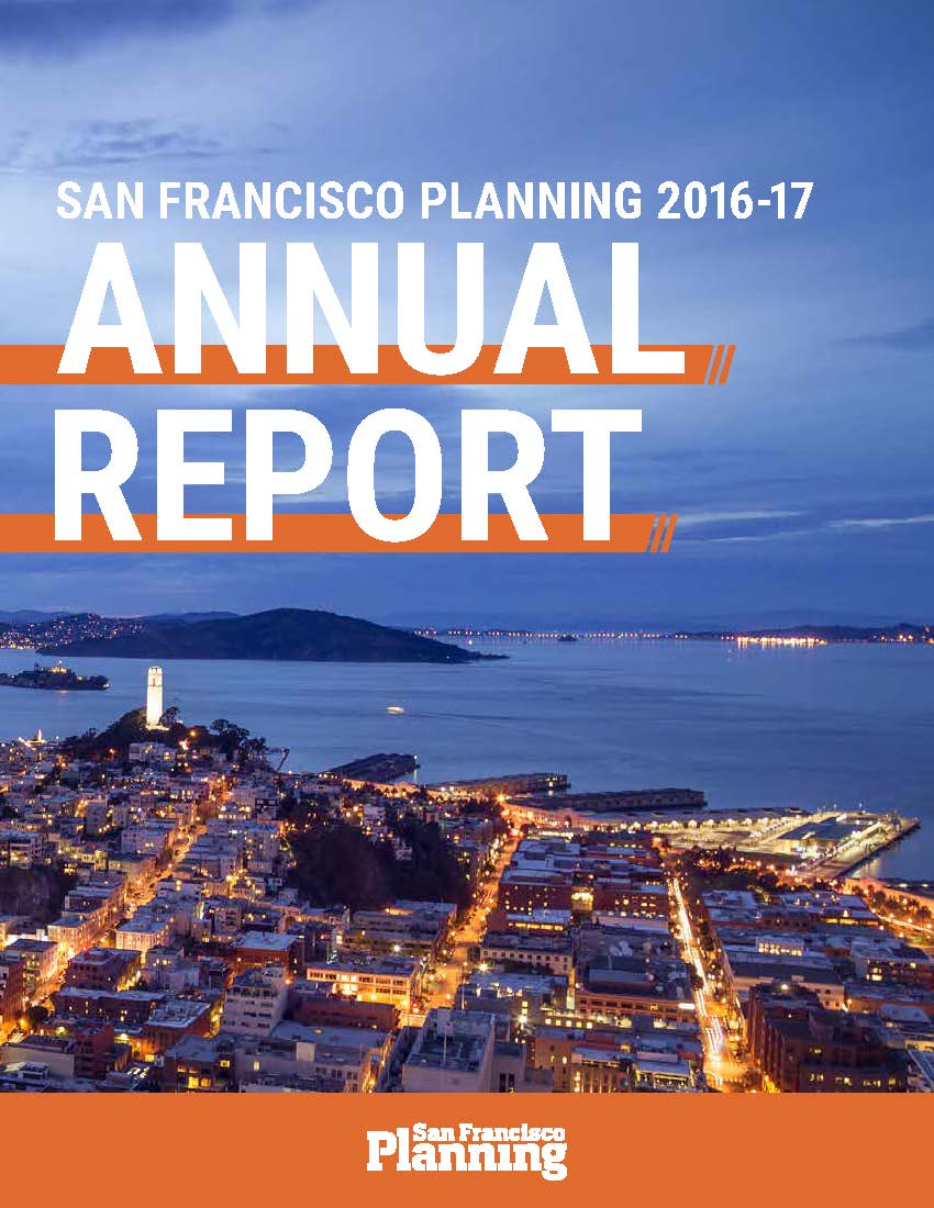 Cover Image for the Department's 2016-2017 Annual Report