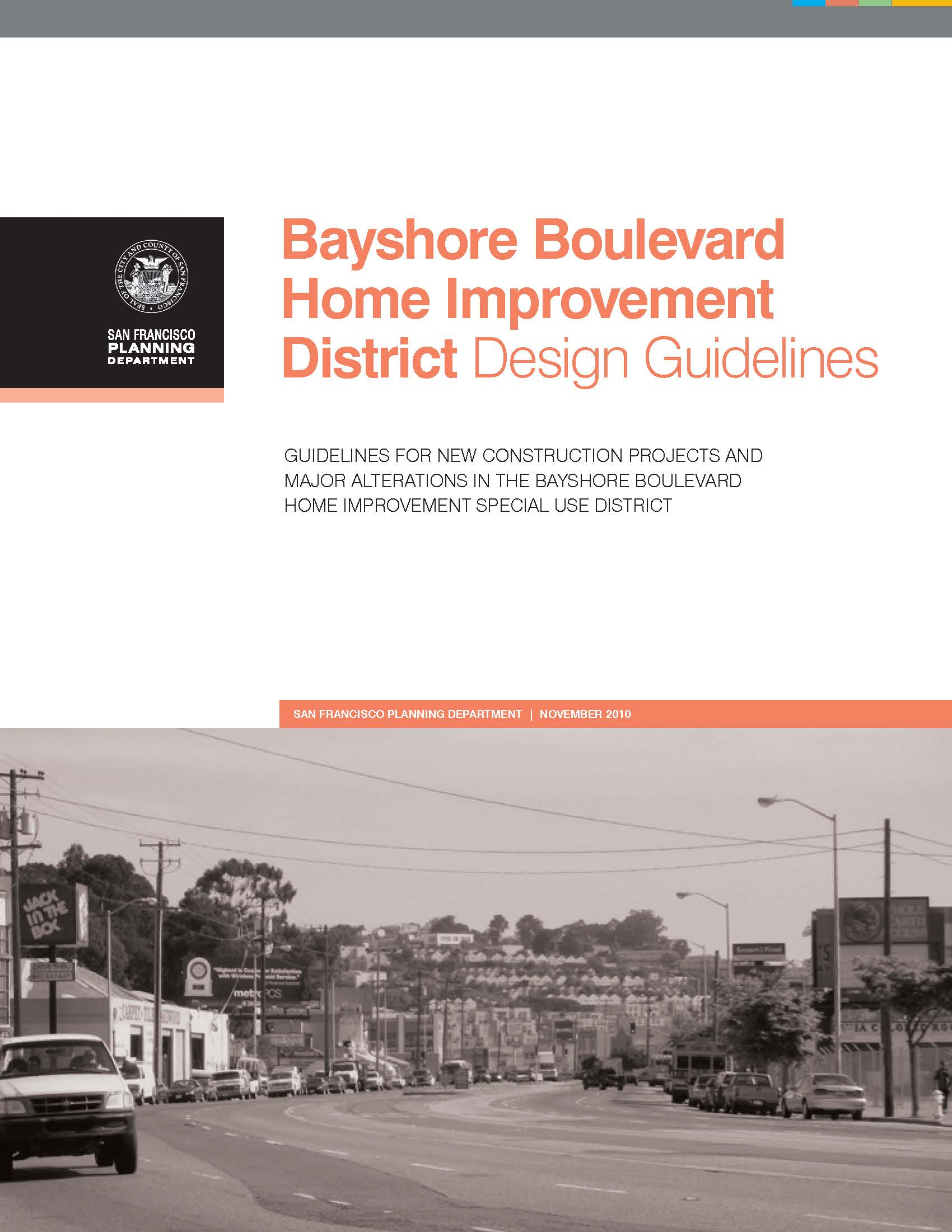 Cover Image for the Bayshore Blvd Home Improvement Design Guidelines