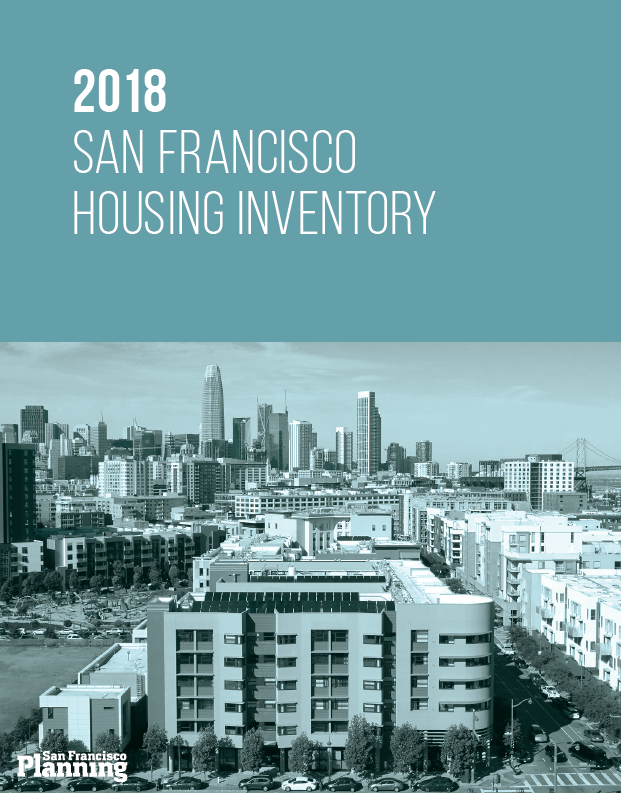 Cover of the 2018 Housing Inventory Report