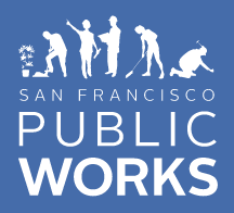San Francisco Public Works Logo
