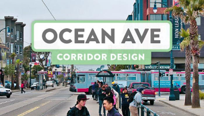 Logo image of Ocean Ave Corridor Design