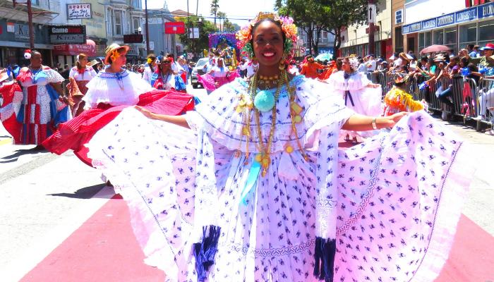 Carnaval San Francisco 2018 Grand Parade