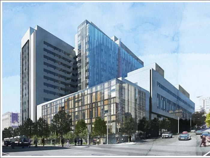 Photo of CPMC Rendering